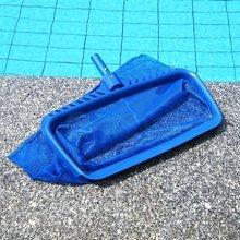 打捞网配伸缩杆 水池捞叶网清洁工具 加强深水网 鱼池 游泳池捞网