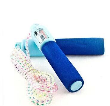 专业正品计数跳绳成人儿童卡路里负重减肥健身中考专用跳绳子包邮