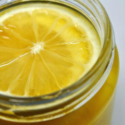 包邮 土蜂蜜泡柠檬 纯手工无添加 美白修身祛斑排毒 柠檬水