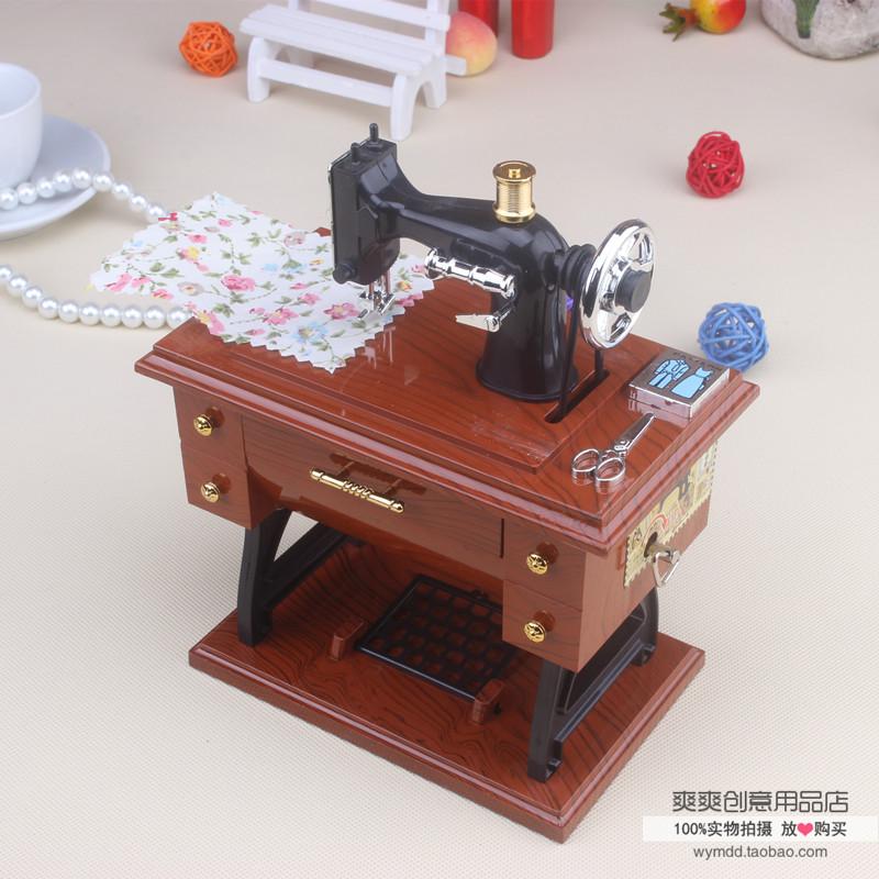 复古音乐盒创意生日礼物送女生朋友同学闺蜜新奇特别家居实用礼品