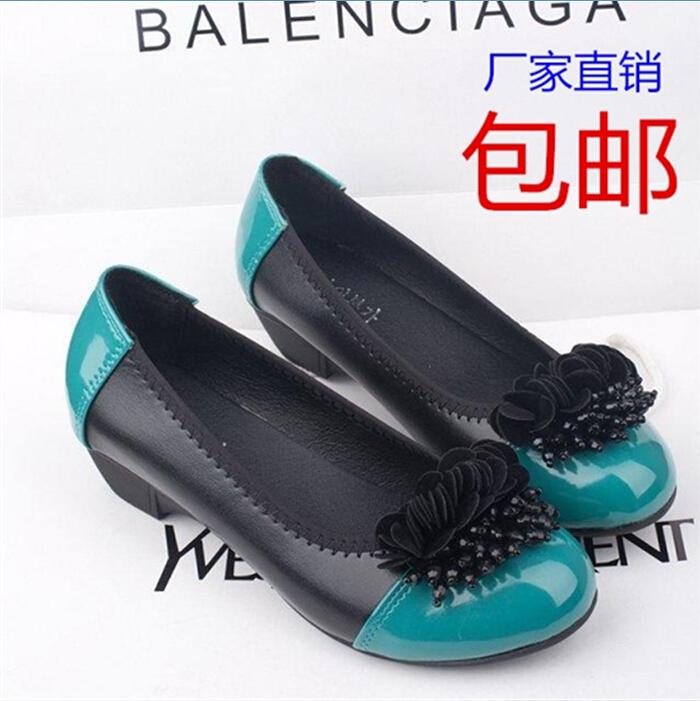韩版豆豆女鞋2014夏秋季特价圆头鞋低跟平底鞋低帮鞋浅口潮女单鞋