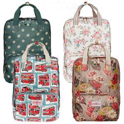 香港代购女包欧美大牌潮碎花双肩包中学生书包旅行背包防水电脑包