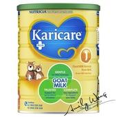 澳洲直邮可瑞康Karicare羊奶一段900gX3 三桶包邮包税 0-6个月