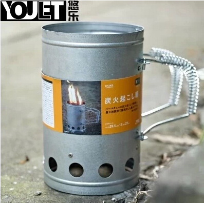 烧烤工具 引火桶 碳桶 烧烤配件
