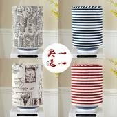 饮水机套田园水桶防尘罩布艺蕾丝饮水机罩饮水机桶罩北欧宜家风格