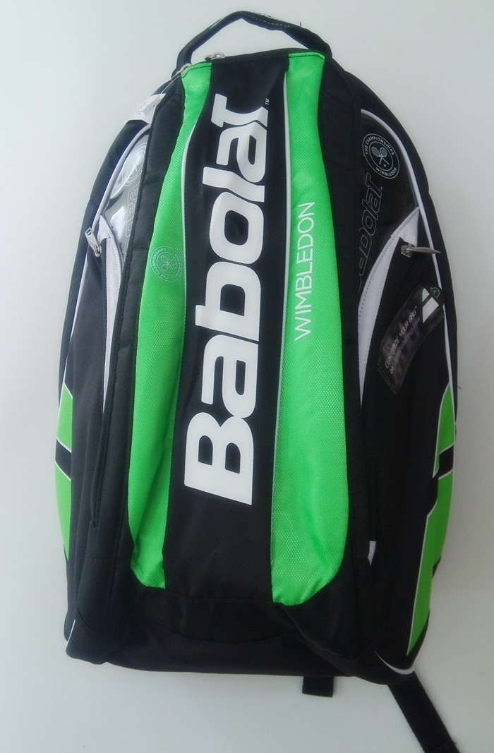 正品百宝利Babolat网球包 BackPack Team Wimbledon温网球包