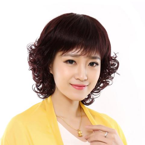 图片[正品]发型圆脸发型2015女v图片短发适合的剪发烫发重庆图片