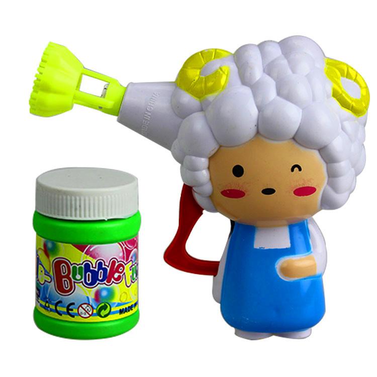 童玩具批发新款创意夏季泡泡枪小孩戏水吹泡泡玩具地摊货源