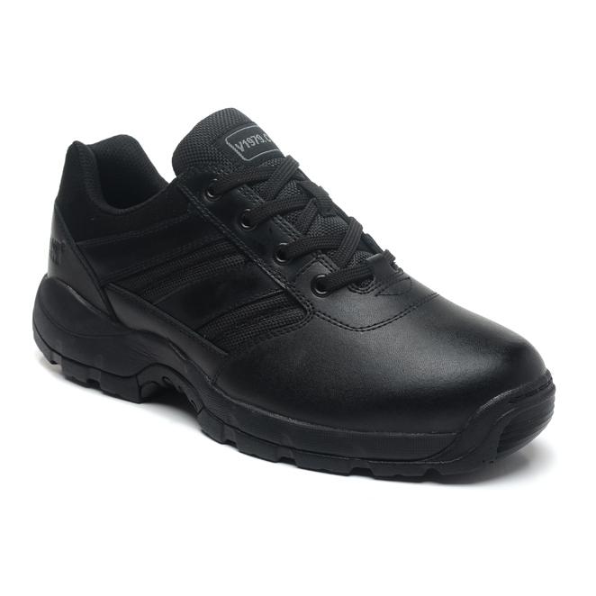 军迷低帮3寸超轻作战靴 真牛皮户外陆战靴飞行战术靴男鞋正品包邮