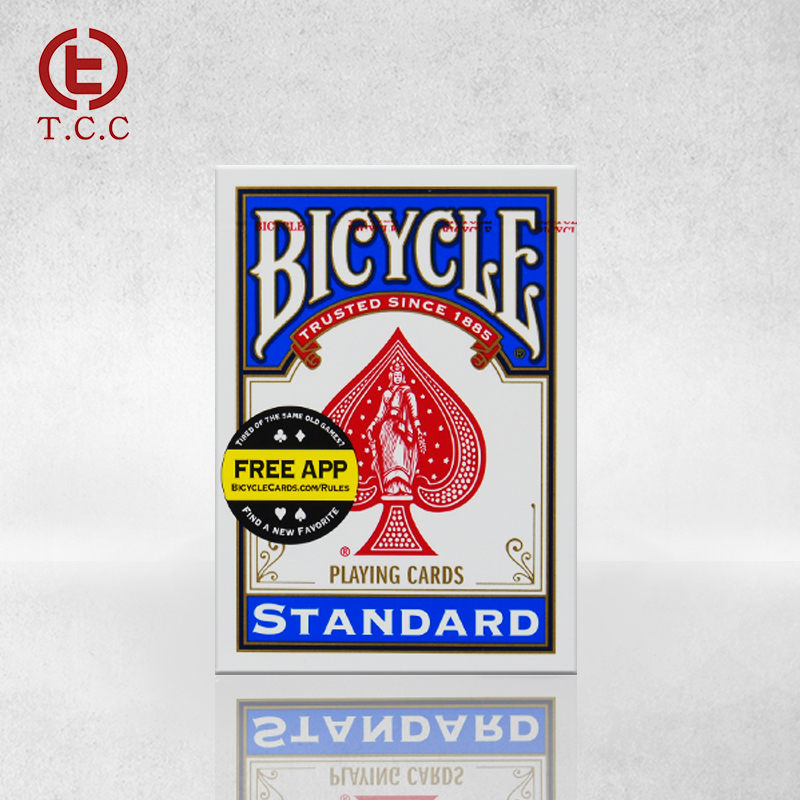 【牌质极佳】TCC魔术 Bicycle 美版单车 扑克牌(美国本土版)