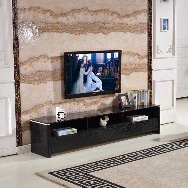 男人顾家 储物电视机柜组合简约时尚现代电视柜视听柜矮