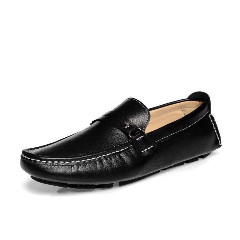 2013潮流男士豆豆鞋真皮鞋男鞋英伦休闲鞋驾车鞋懒人鞋船鞋