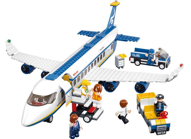 模型拼装小男女孩子生日礼物益智力开发玩具6-7-8-9-10-12岁以上
