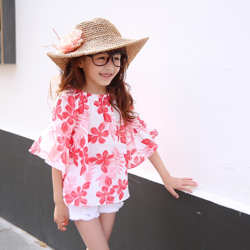 夏季最新款可爱萌萌哒儿童t恤1000款
