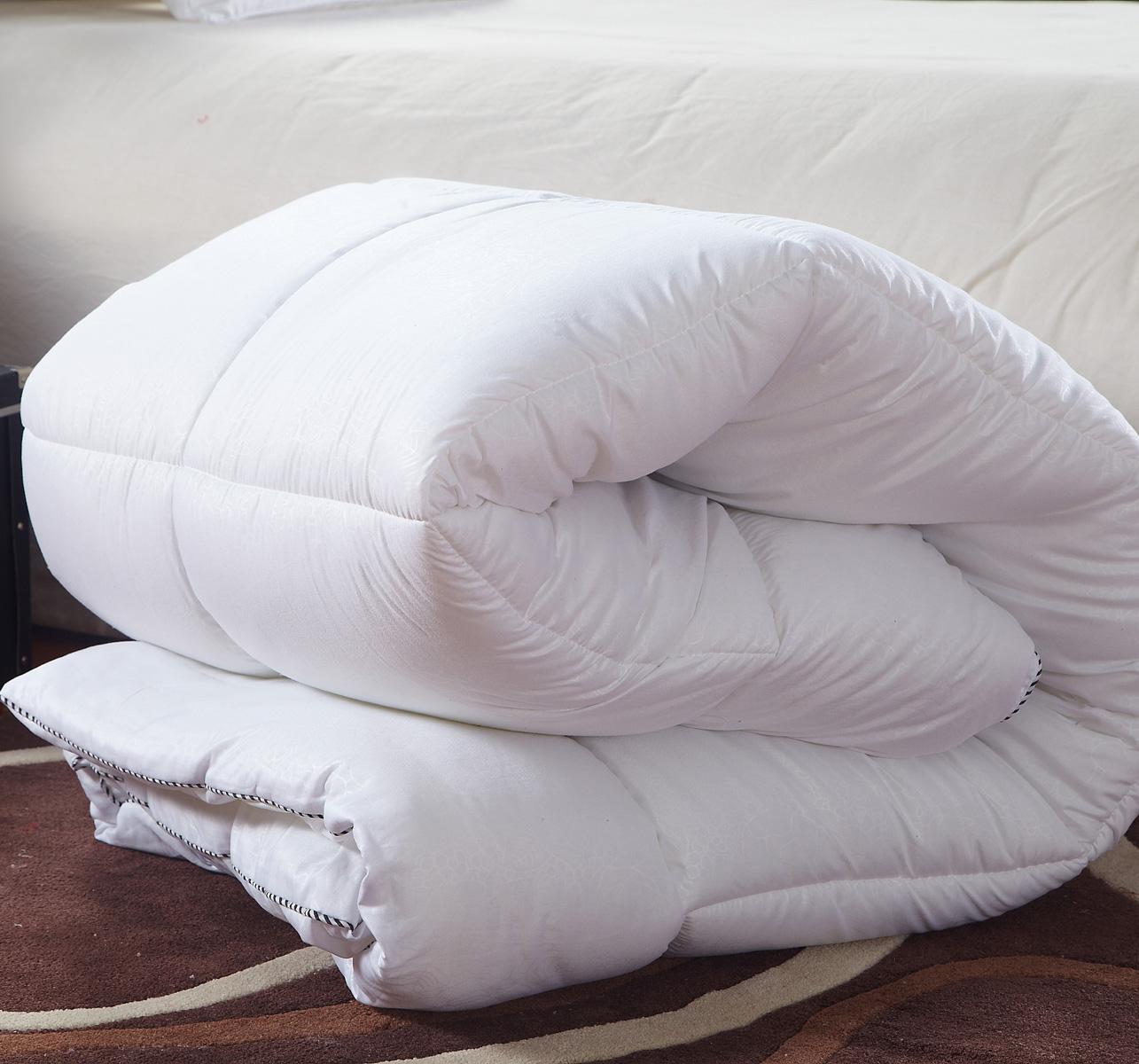 艾爱家纺 被子冬被 冬天保暖单双人加厚棉被被芯学生春秋被子特价
