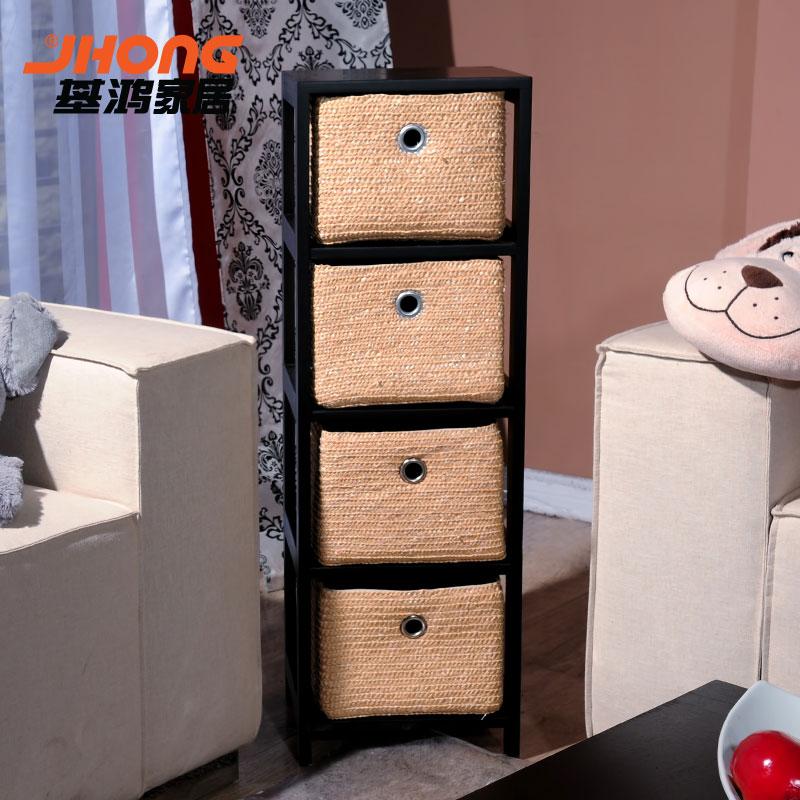 基鸿落地置物架 客厅洗浴置物架 多功能 木架 简易置物架 促销