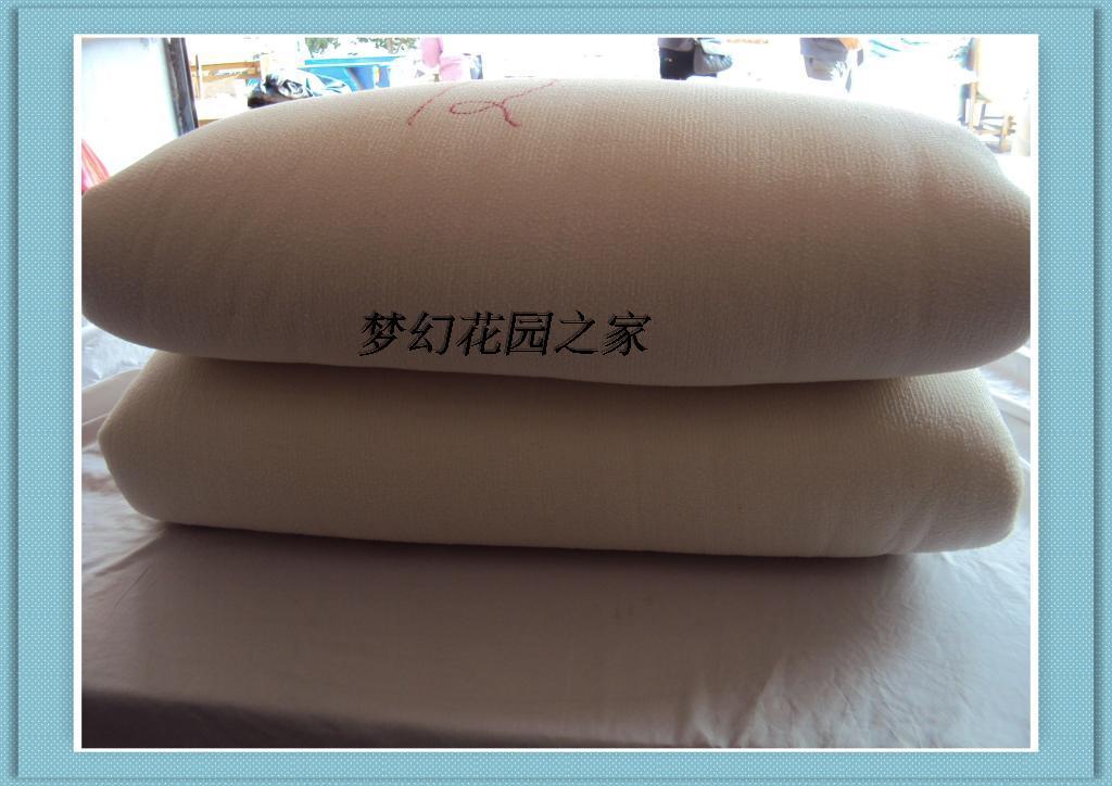新疆棉被长绒棉花被胎春秋被冬被婴儿童棉胎被芯褥子棉絮垫被定做