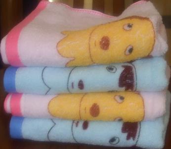 枕巾 纯棉 正品 情侣 一对 加厚 印花 超柔 儿童毛巾 搭买包邮