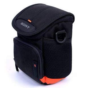 微单包 索尼NEX-5R 5T A6000/A5100/A5000相机包 单肩便携长焦包