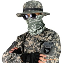 包邮 特种兵多功能战术07迷彩速干防风防沙尘紫外线围脖30色选 两件