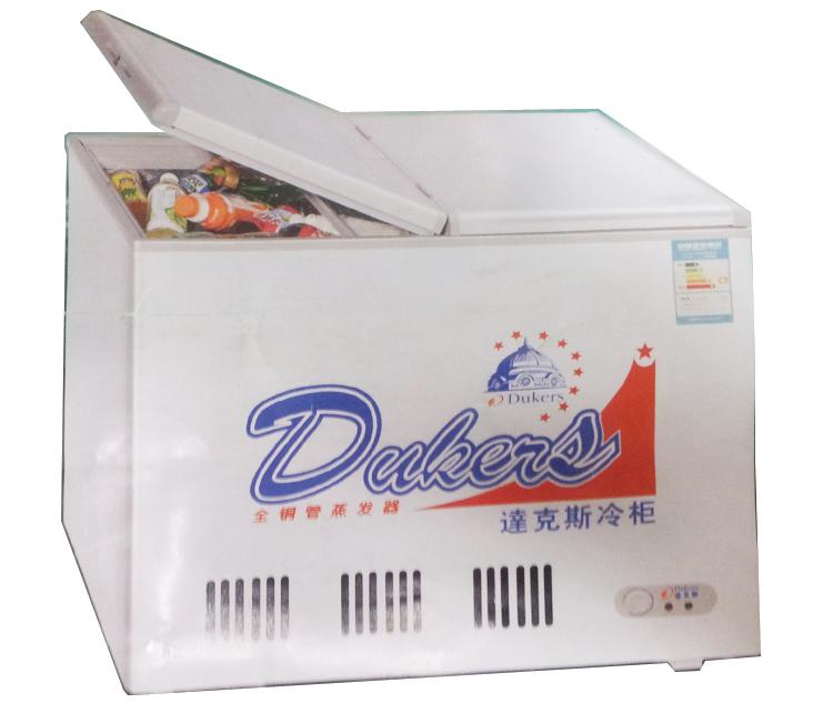 达克斯SD/SG-171冷柜展示柜家用冷藏饮料柜保鲜柜雪糕柜冰箱包邮
