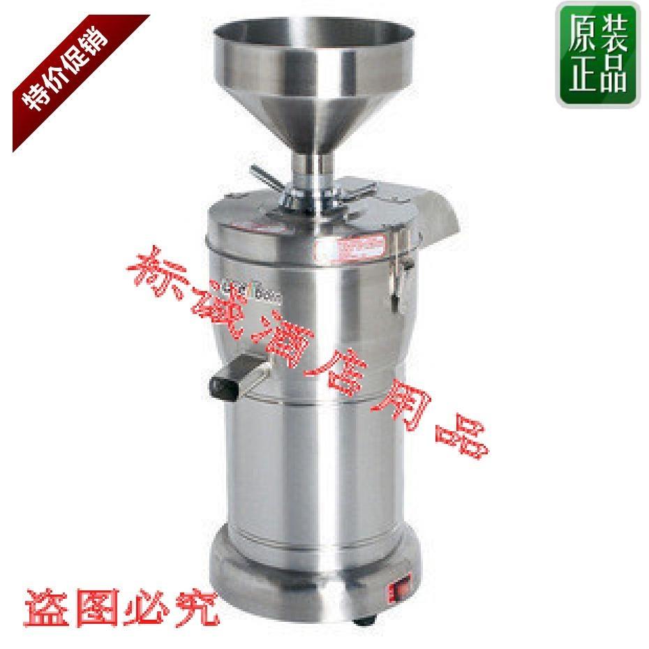 广州威尔宝MFS-100不锈钢浆渣分离机 豆浆机 商用磨豆机 磨黄豆机