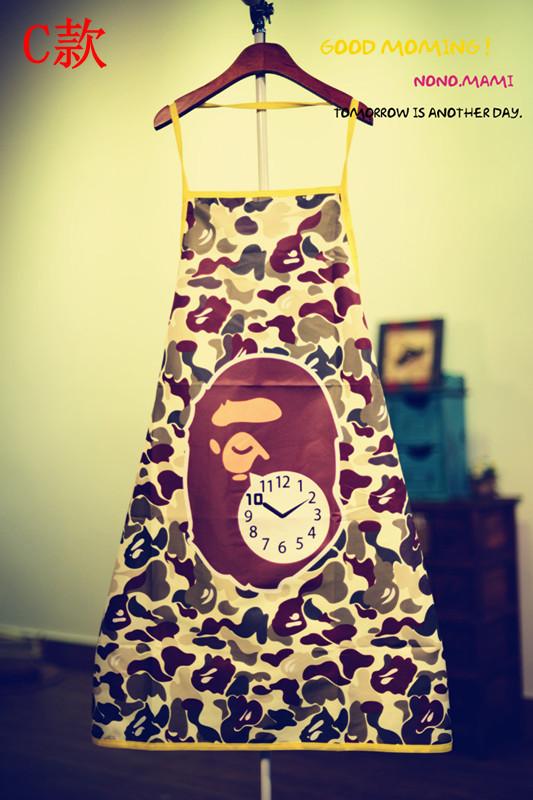 BAPE 猿人头围裙超值清仓特价两色入