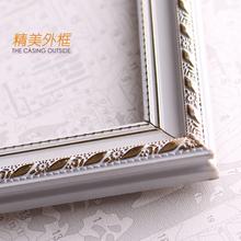 饰画画框 外框油画框裱框 千色魔方DIY数字油画风景花卉客厅豪华装