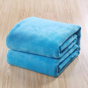 法莱绒毛毯法兰绒加厚休闲毯子毛