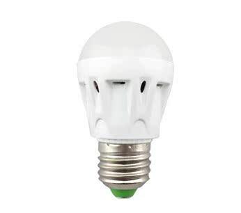 3瓦LED lamp E27螺口 3W琉璃泡 球泡 节能室内照明灯泡特价包邮