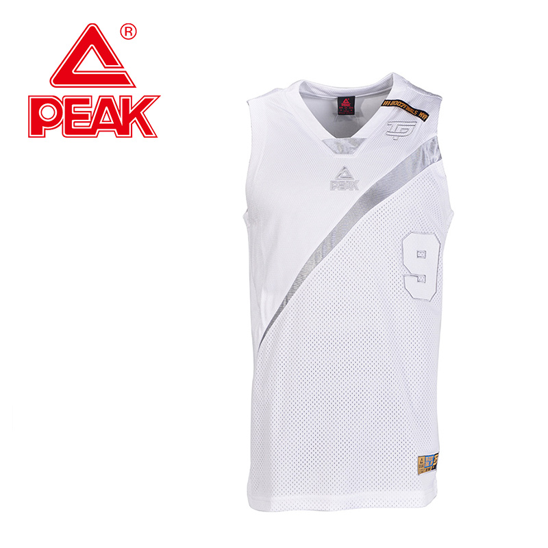 匹克帕克TP9系列男款单件球衣新款篮球运动套服吸湿透气单衣单裤