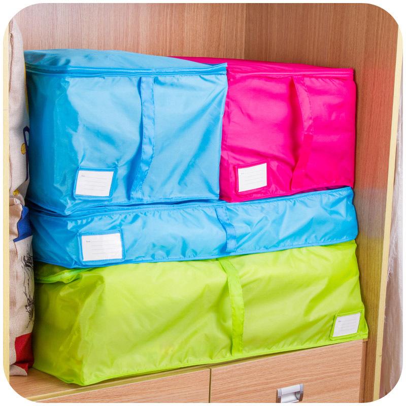 牛津布可水洗棉被子收纳袋特大号放衣物整理袋子装衣服收纳箱盒