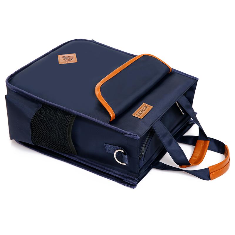 补习袋小学生书包手提袋男女儿童补习包书袋补课包手拎学习斜挎包