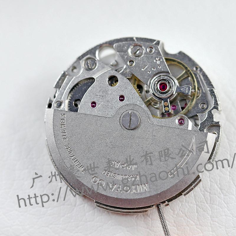 爆款 8215 全自动机械 8205 手表配件单双历 miyota 机芯西铁城原装 8200