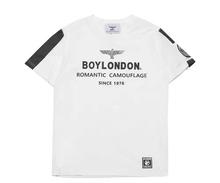 2017新款 情侣款 T恤 BOY 小吧主 短袖 LONDON 代购 正品 韩国正品