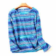 宽松家居服男女O56 EVER5811升级版加厚法兰绒套头珊瑚绒睡衣韩版