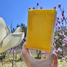 蜂巢蜜野生原生态成熟蜜富含王浆蜂胶花粉无铅农家自产