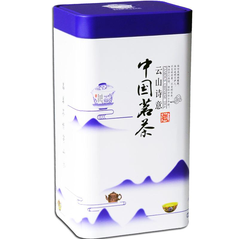 双铁罐装包邮 500g 浓香型 凤眼王 凤眼 茉莉花茶 新茶叶 2015 佰香集