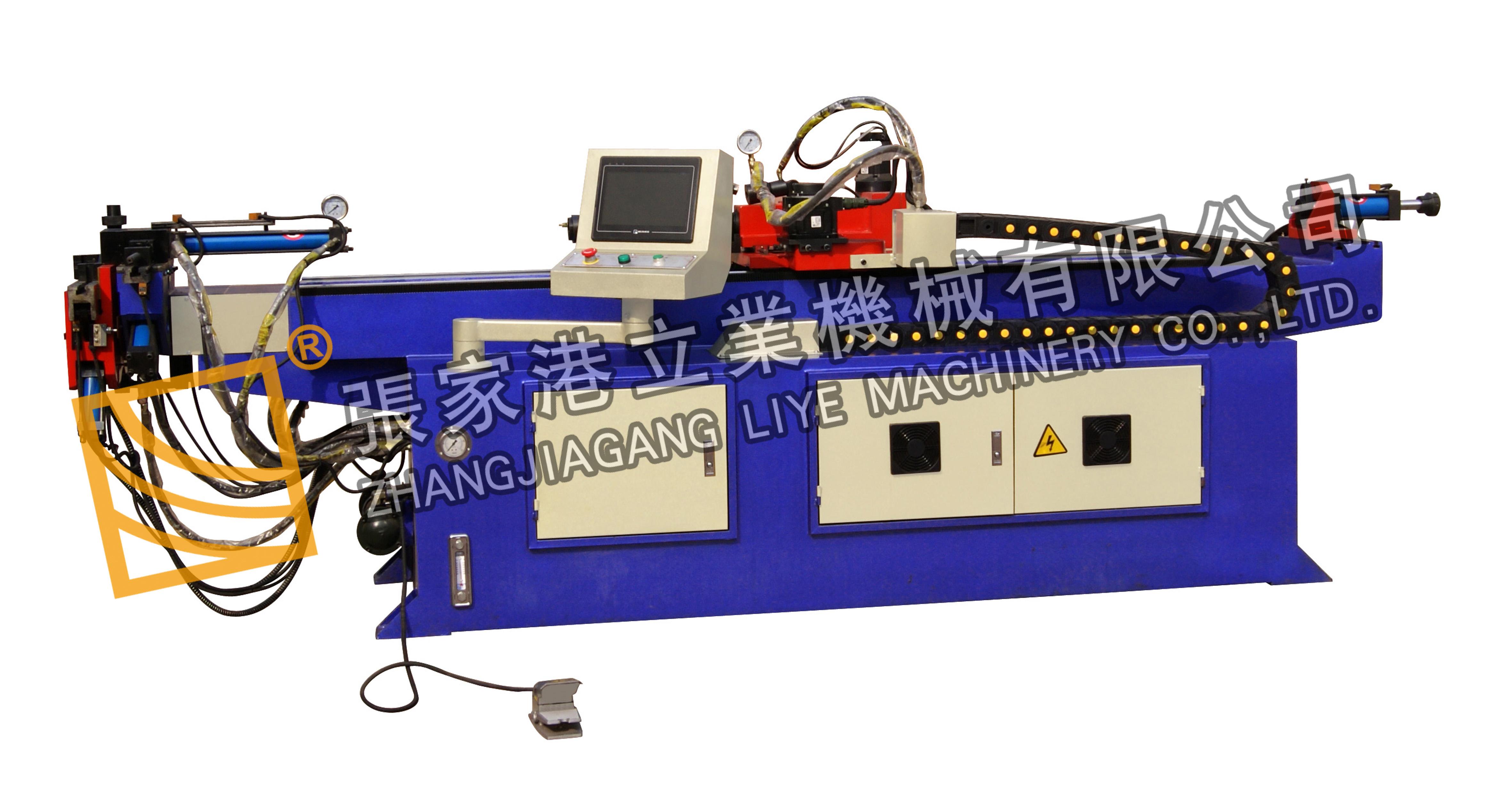 50全自动弯管机 数控弯管机 液压弯管机 大型弯管机 型材折弯机图片