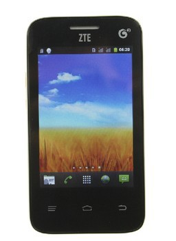 ZTE/中兴U793 双卡双待安卓2.3智能手机移动3G支持WIFI备用机正品