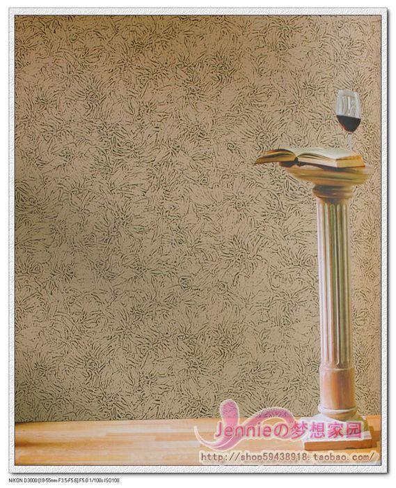 长沙墙纸/壁纸同城上门安装★深压纹壁纸★大面积隐花