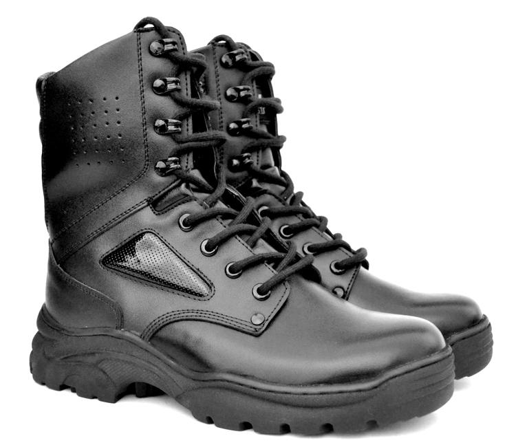 3515强人皮靴真皮皮靴129羊毛保暖靴户外靴运动靴特种兵工装靴