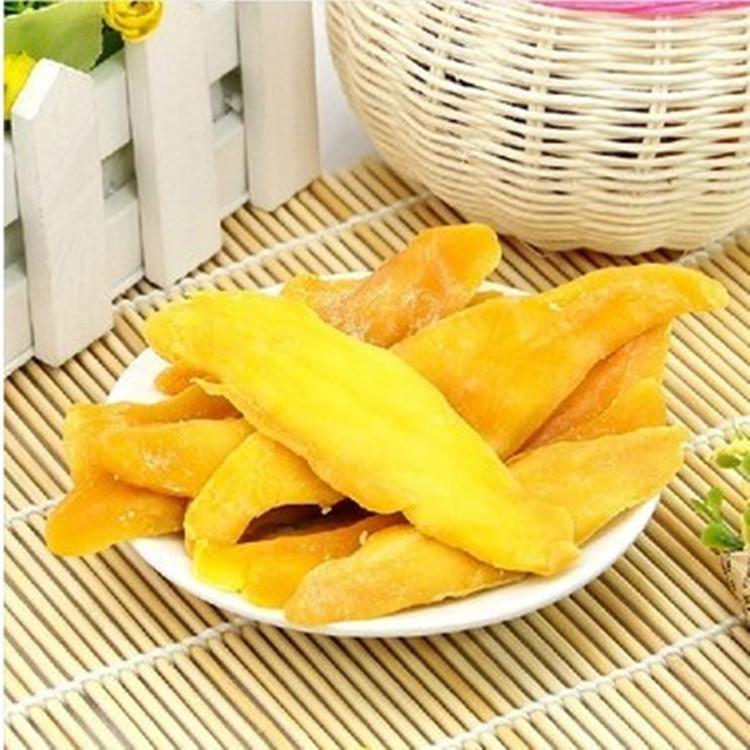 菲律宾进口芒果干 零食香港优之良品芒果干200g A级7D芒果干茶点