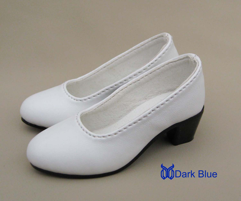 1/3 1/4 BJD/SD女娃娃鞋子 DOD LUTS DZ等女款娃用小皮鞋--SH32