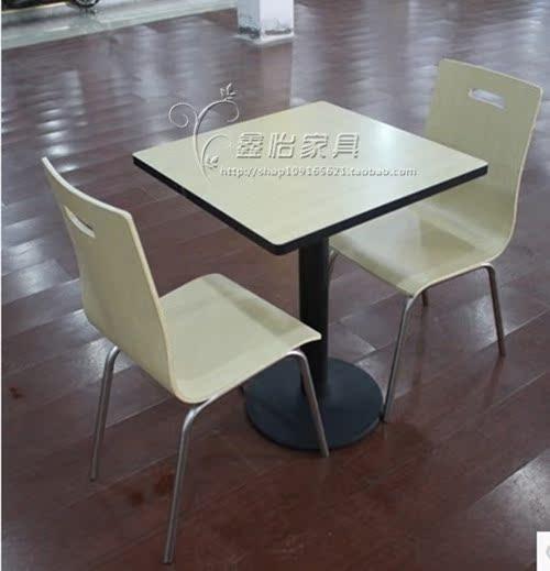奶茶店餐桌椅、食堂餐桌、快餐桌 、酒店餐桌、不锈钢餐桌、