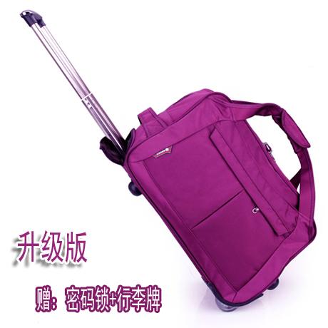亏本促销旅行袋拉杆大容量拉杆包男女登机包行李包手提式旅行包
