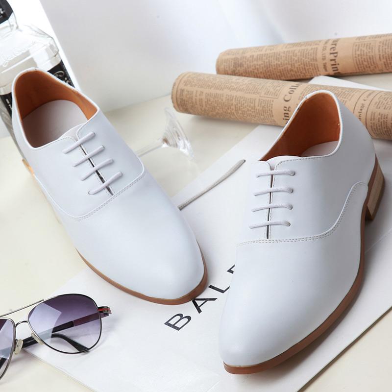 英伦尖头白色结婚皮鞋男真皮时尚系带正装商务男鞋包邮