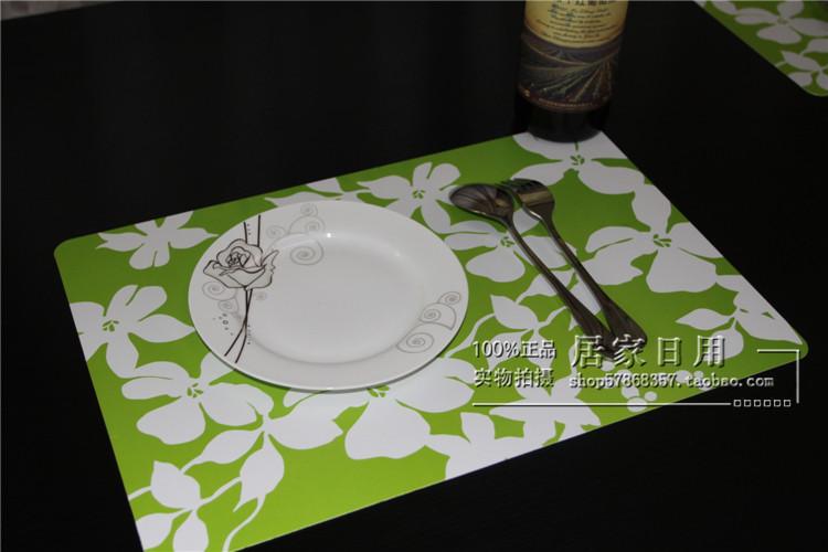 38元全国包邮 欧式PP隔热垫餐桌垫 盘垫碗垫杯垫西餐垫 防水