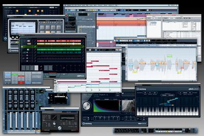 原创电脑音乐视频教程cubaes5/logic