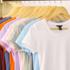 夏装白色体恤韩版百搭宽松纯色短袖T恤女学生圆领半袖上衣打底衫